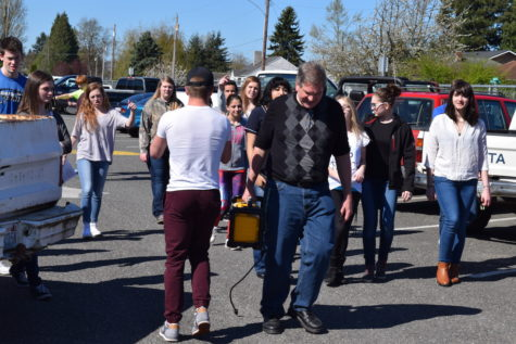 Macklemore surprises Sedro-Woolley with a shout out days before annual Lip Dub