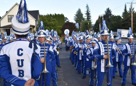 Sedro-Woolley High School Band Purchases New Uniforms