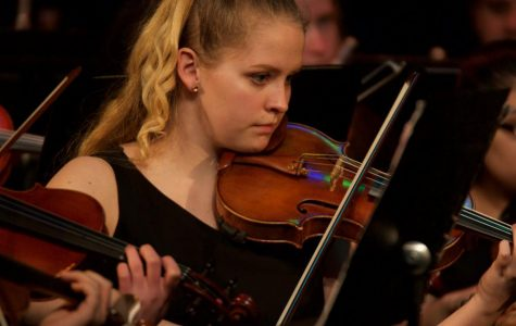 Advanced Orchestra Students Step into the Spotlight