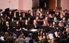 SWHS Students Play The Big Stage