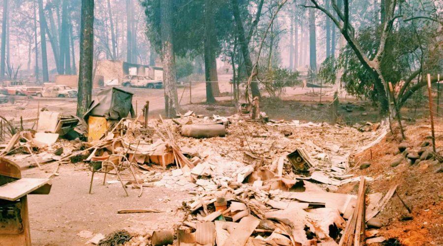 California Fires Devastate Thousands
