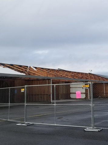 Devastating Windstorm Leaves The Skagit Regional Airport In Pieces