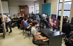 Gaming Club Hosts Midnight Meet up