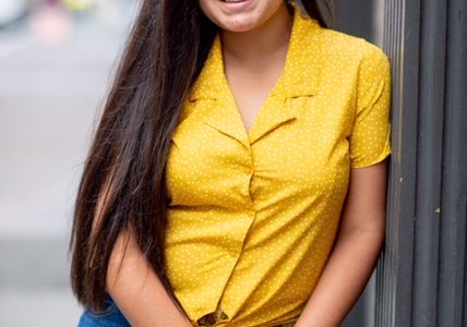 Lexi Rodriguez-Padilla celebrates her past high school achievements and looks forward to what her future will bring.