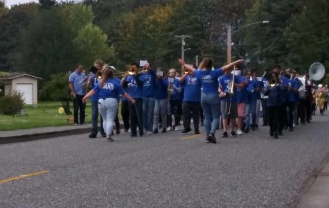 SWHS and  Lyman Elementary Team up for Annual Parade