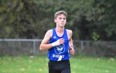 Freshman Cross Country Athlete already  Proving he has What it Takes