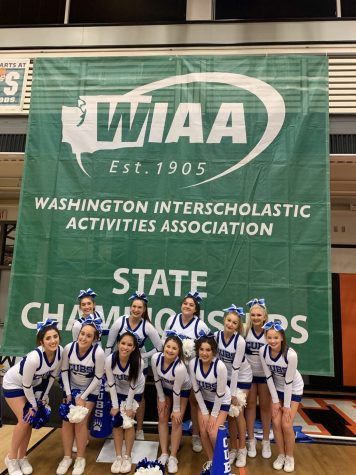 Sedro-Woolley High School Competitive Cheer takes fifth at state, while competing against other schools in different divisions.