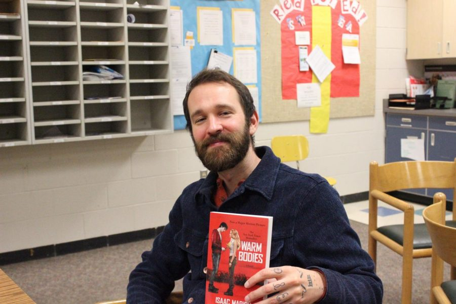 Local Author Visits SWHS Students