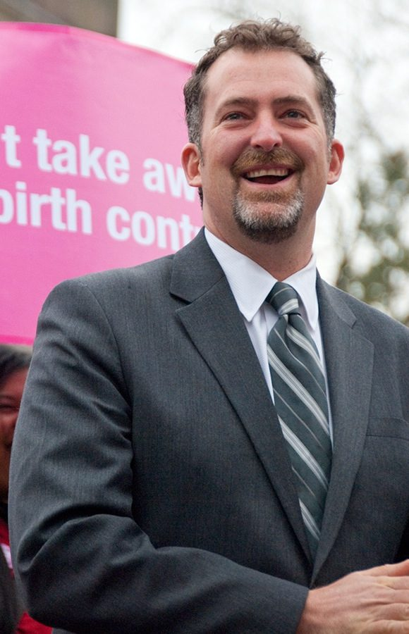 Washington State Senetor Kevin Ranker resigns after ten years. Courtesy of Wikipedia Commons.