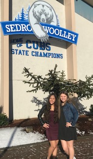 ASB Presidential candidates Alyssa Lecca and Megan Friend both promise to celebrate individuality as a key component of their campaign.