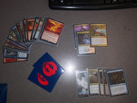 """Magic: The Gathering"" is only one of the card games that Competitive Card Gaming Club offers for it's members. The club is looking to recruit new members as well as new games."