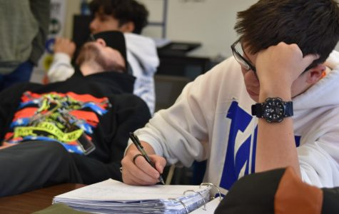 Students Stress as College Costs Loom