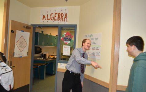Mr. Turner Turns Heads